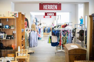 Hof-Kaufhaus ab Montag wieder mit normalen Öffnungszeiten