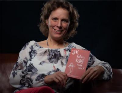 """Vorschaubild der Meldung: """"JA! Leben DARF leicht sein!"""" , Buchlesung von und mit Miriam Fuchs"""
