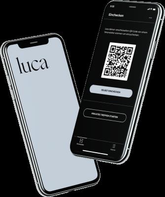 Luca App für Betriebe im Landkreis