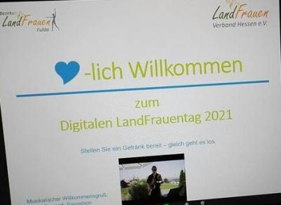LandFrauentag in Hessen