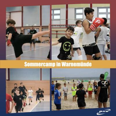 Sommercamp in Warnemünde (Angebot für Kinder/Jugendliche)