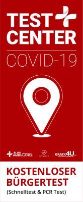 Mobiles Covid 19 – Testcenter in Haida