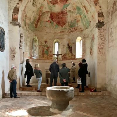 Freie Plätze im Kurs für Kirchenführer