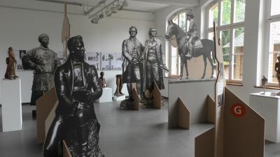 Foto zur Meldung: Meine Stadt-Kunstguss-Stadt – neue Internetseite in Lauchhammer