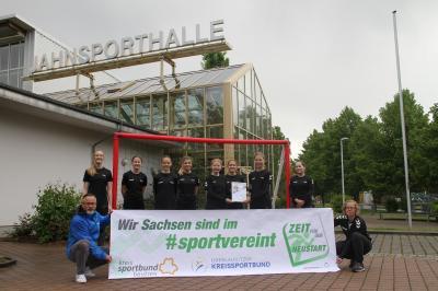 Wir haben einen neuen Mitgliedsverein - Görlitzer Handballclub, die GÖRLS - Herzlich Willkommen!