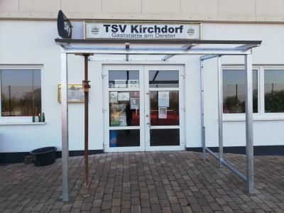 Gaststätte am Deister im Sportheim des TSV Kirchdorf ist ab dem 01.06.2021 wieder zu den bekannten Zeiten geöffnet ...