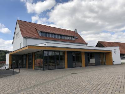 Dorfgemeinschaftshaus Niederjossa