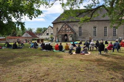 Foto zur Meldung: Wiedereröffnung Jugendkirche