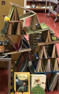 Bücherturm-Challenge