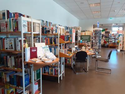 Foto zur Meldung: Teilweise Öffnung von Bibliothek und Tourismusbüro