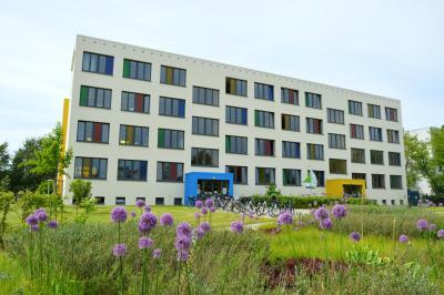 Die Elblandgrundschule erhält bis Mitte 2022 ein Anbau für den Hort I Foto: Martin Ferch