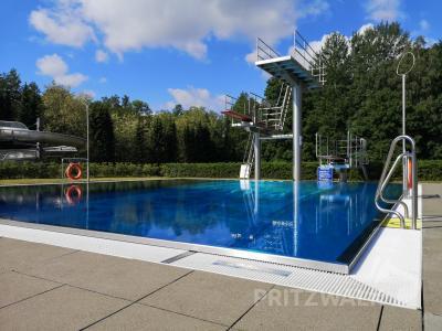 Das Hainholz-Schwimmbad öffnet wieder, nachdem das Kabinett entsprechende Lockerungen beschlossen hat. Foto: Beate Vogel