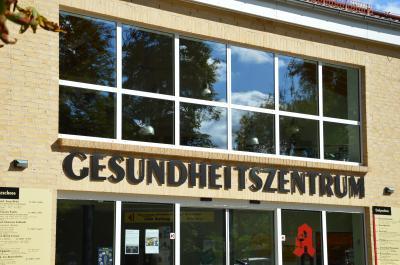 Das Gesundheitszentrum in der Perleberger Straße 139 I Foto: Kreiskrankenhaus Prignitz