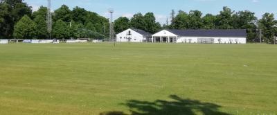 Sportplatzcamp in Baruth