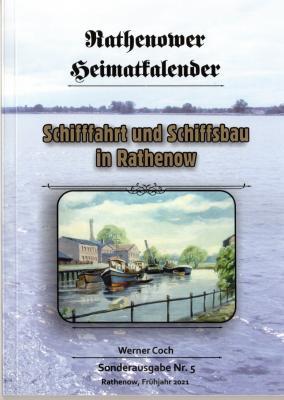 """""""Schifffahrt und Schiffsbau in Rathenow"""""""
