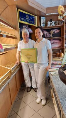 Bäckerei Mende Inh. Marlies Münch feiert 50 jähriges Firmenjubiläum