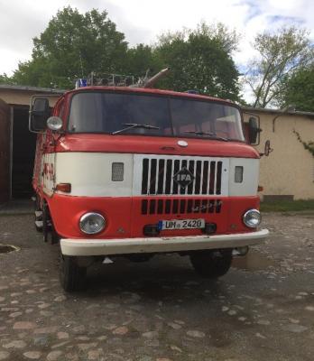 Foto zur Meldung: Verkauf eines Feuerwehrfahrzeuges