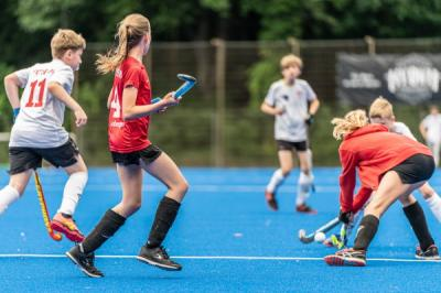 Sommerferien-Hockeycamp 4.-6.8.