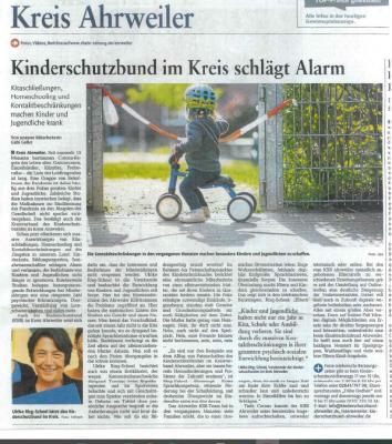 Rheinzeitung vom 26. Mai 2021