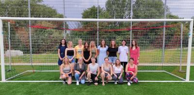 Neue ESV-Frauenmannschaft