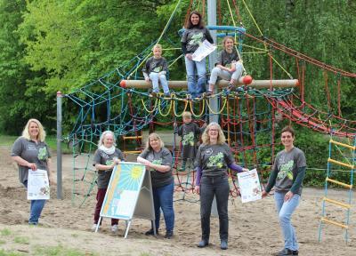 Foto zur Meldung: Seit 10 Jahren Ferienspaß für alle im Amt Schafflund