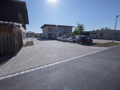 Verwaltungsgebäude Unteriglbach