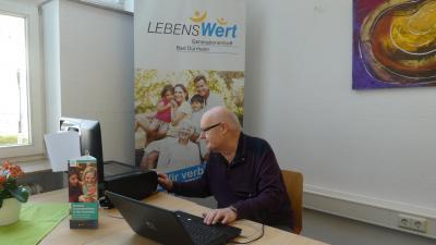 IT-Lotse Herbert Braun