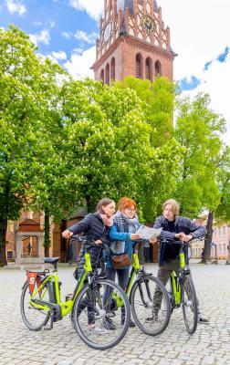Die Elbe-Elster Orgel-Radtour 2021