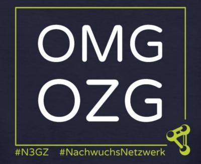 Oh, Mein Gott - das OZG kommt... Aus der Shirt-Kollektion des Nachwuchsnetzwerkes Digitale Verwaltung.