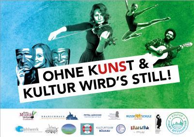Foto zur Meldung: Ein Banner für Kultur Land Hadeln
