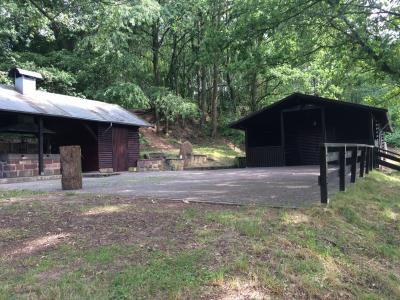 Foto zur Meldung: Grillhütte kann wieder gemietet werden