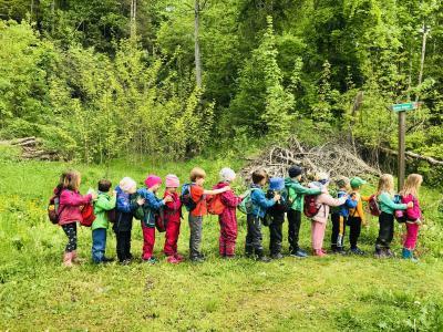 Waldkindergarten Frischluft
