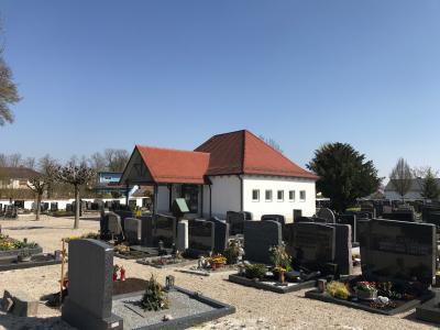 Bild der Meldung: Infektionsschutz am Friedhof