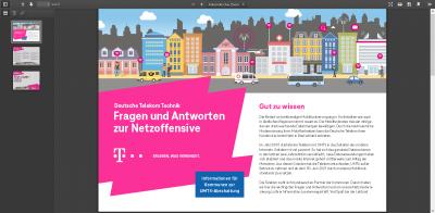 Netzmodernisierung // Abschaltung UMTS im Landkreis Ostprignitz-Ruppin
