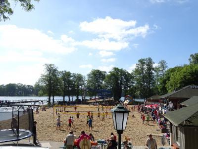 Strandbadfest statt Stadtfest
