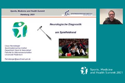 Mit dem On-Demand-Ticket können Sie die Sessions des Sports, Medicine and Health Summit nacherleben