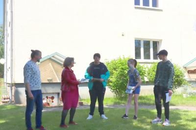 RaumPioniere planen die Zukunft in Kyritz