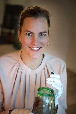 Foto: Alexandra Sell | Portrait von Dr. Verena Wasmuth