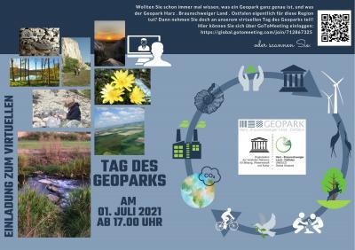 Virtueller Tag des Geoparks
