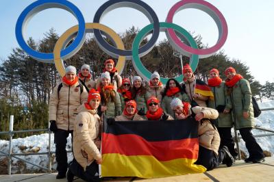 Ausschreibung zur Teilnahme amOlympischen Jugendlager Peking 2022