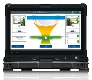 Neue Ausrichtsoftware für DAS 3000