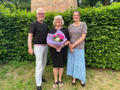 Foto zu Meldung: Neuer Vorstand für den Tourismusverein Kloster Lehnin e. V.