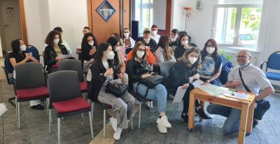 Gegenaustausch Erasmus ESF - IdA- Integration durch Austausch