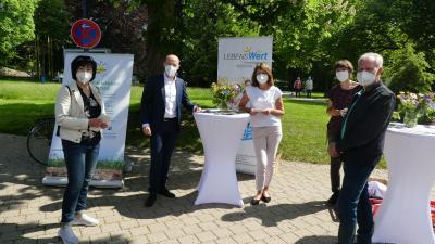 Foto zur Meldung: Umweltbewusste Bad Dürrheimer wollen Wildblumensamen streuen