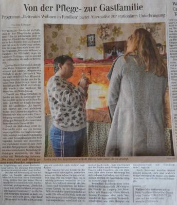 BWF-Zeitungsartikel