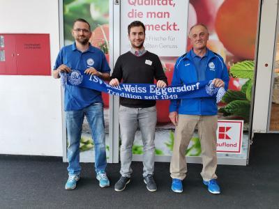 Foto zur Meldung: Freude bei den Kindern des TSV Eggersdorf