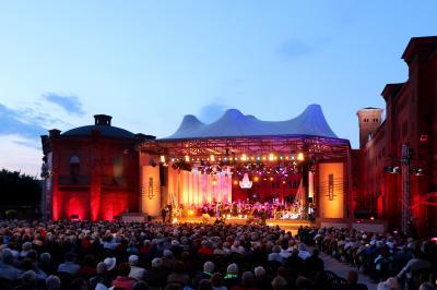 Sonderkonzert mit dem Deutschen Filmorchester Babelsberg am 10. Juli