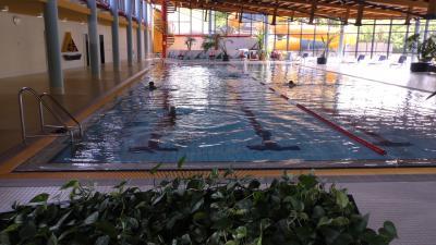Foto zur Meldung: Keine Testpflicht mehr im Sauna und Freizeitbad