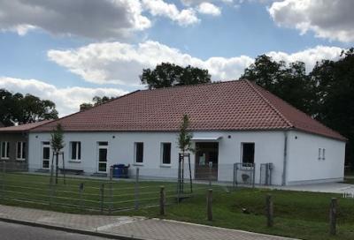 Familienzentrum Niemegk, Straße der Jugend, Niemegk