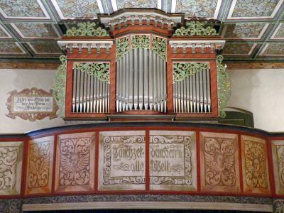 Romantische Orgelmusik in Klettwitz
